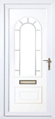 Upvc front doors glasgow ayr scotland the door store for Upvc doors scotland