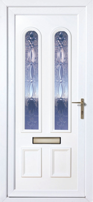 Upvc front door upvcf46 the door store for Upvc doors scotland
